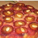 gâteau tatin aux pruneaux