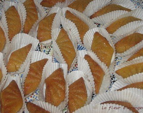Mekroud aux amandes
