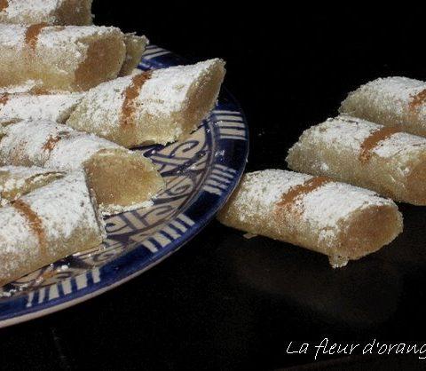 Mhencha aux amandes : Un classique de la pâtisserie marocaine