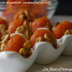Boules de potiron et noix : Recette 100 % automne !