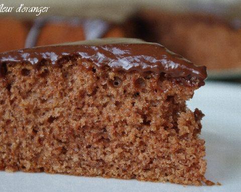 gâteau au chocolat du dimanche très simple et surtout trop bon..!
