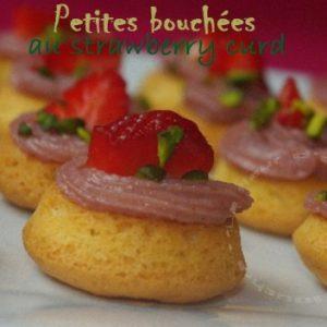 petites tartelettes aux fraises