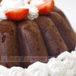 Gâteau chocolaté au babeurre