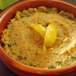 Ecrasé de chou fleur aux épices (Recette marocaine)