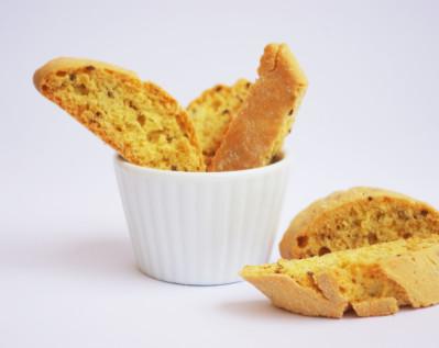 Biscuits à l'huile d'olive et anis