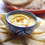 Houmous : Crème aux pois chiches libanaise