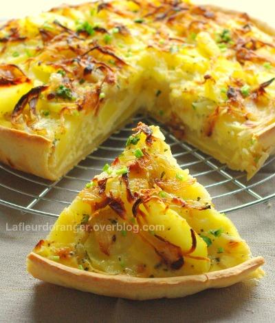 tarte-aux-pommes-de-terre