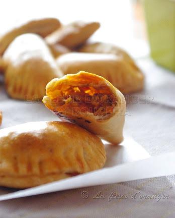 Les empanadillas au thon