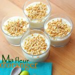 Mhellabya : Crème au lait orientale