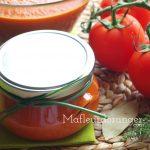 Coulis de tomate fait maison