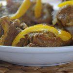 Cuisine marocaine : Tangia marrakchia