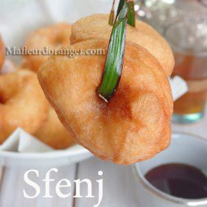 Sfenj : beignets marocains