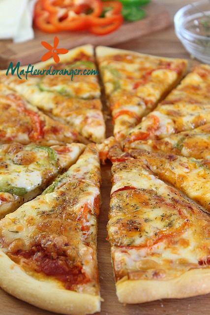 pizza fait maison p 226 te 224 pizza facile ma fleur d oranger