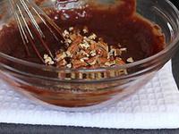 Brownies aux noix de pécan et un nouveau Partenariat