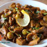 T'qualia ou Douara : Tripes du mouton en sauce