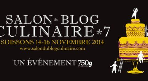 7 ème édition du Salon des blogs culinaires, J'y serais !