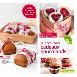 """Les gagnants du livre """"Je crée mes cadeaux gourmands""""..."""