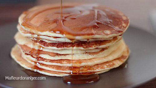 Pancakes bien moelleux !