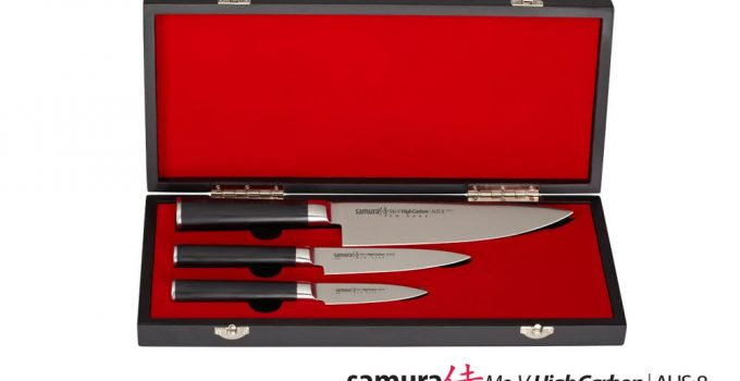 Test de couteaux japonais et code de réduction !
