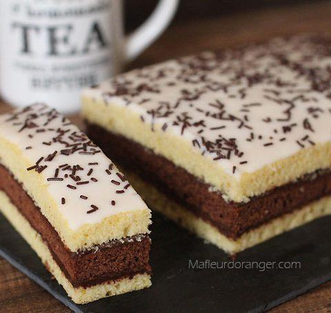 Gâteau napolitain maison !