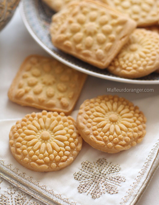 biscuits arabesques faciles