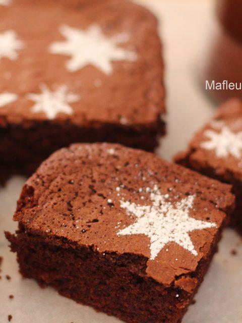 Gâteau au chocolat rapide et sans beurre !