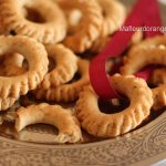 Kaak de safi : biscuits secs à l'anis