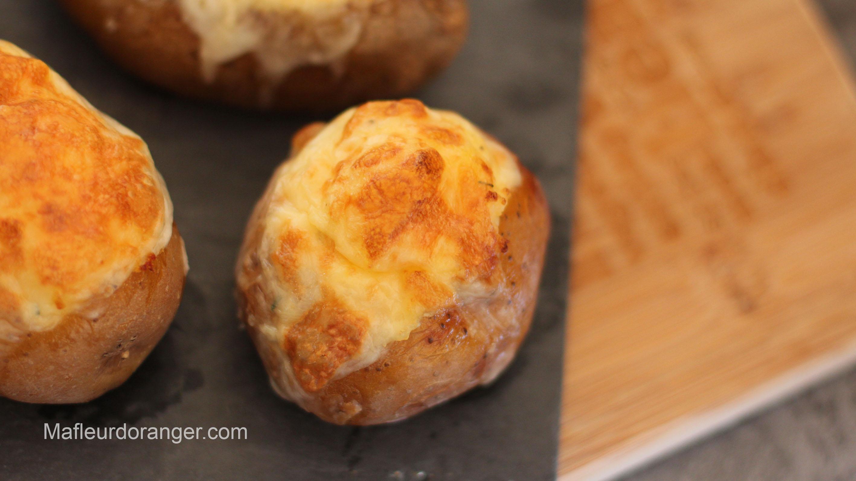 pommes de terre farcis