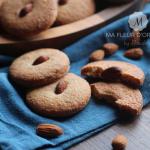 Biscuits sablés aux amandes