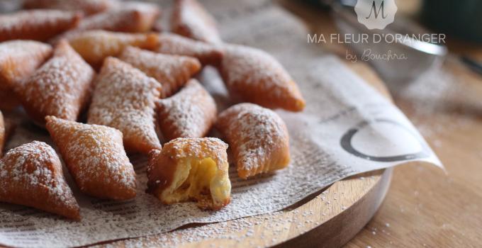 Recette des merveilles : Petits beignets sans levure boulangère