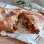 Pizza calzone d'hiver