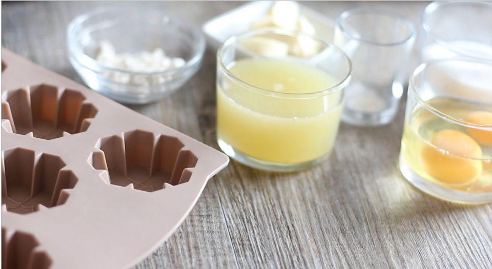 Ingrédients crème