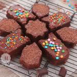 Gâteau au chocolat très moelleux