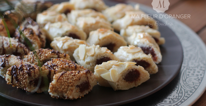 Gâteaux aux amandes et dattes (recette sans gluten)