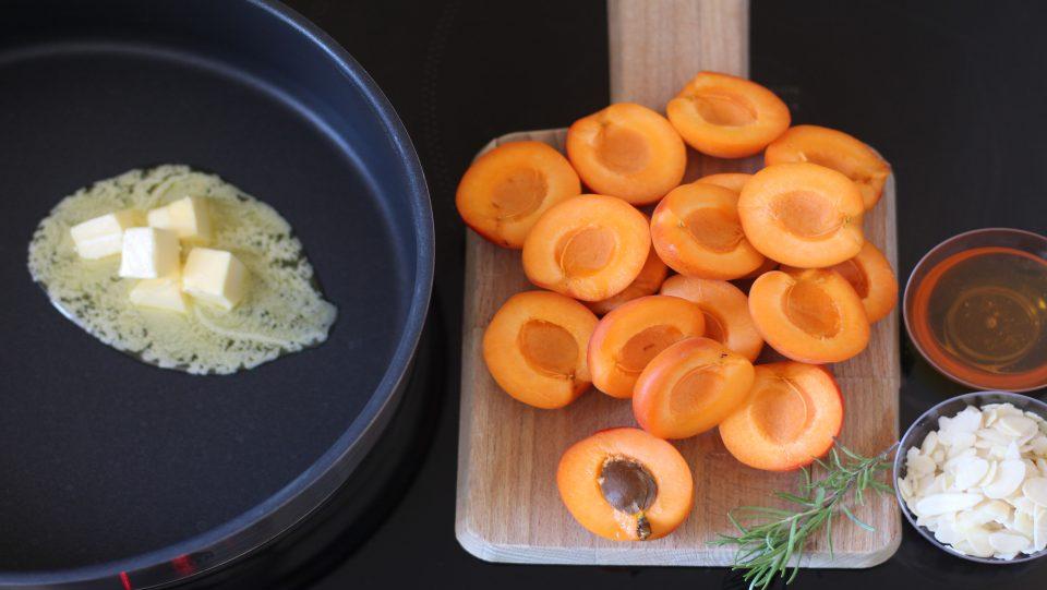 tartelette abricot (étape 1)