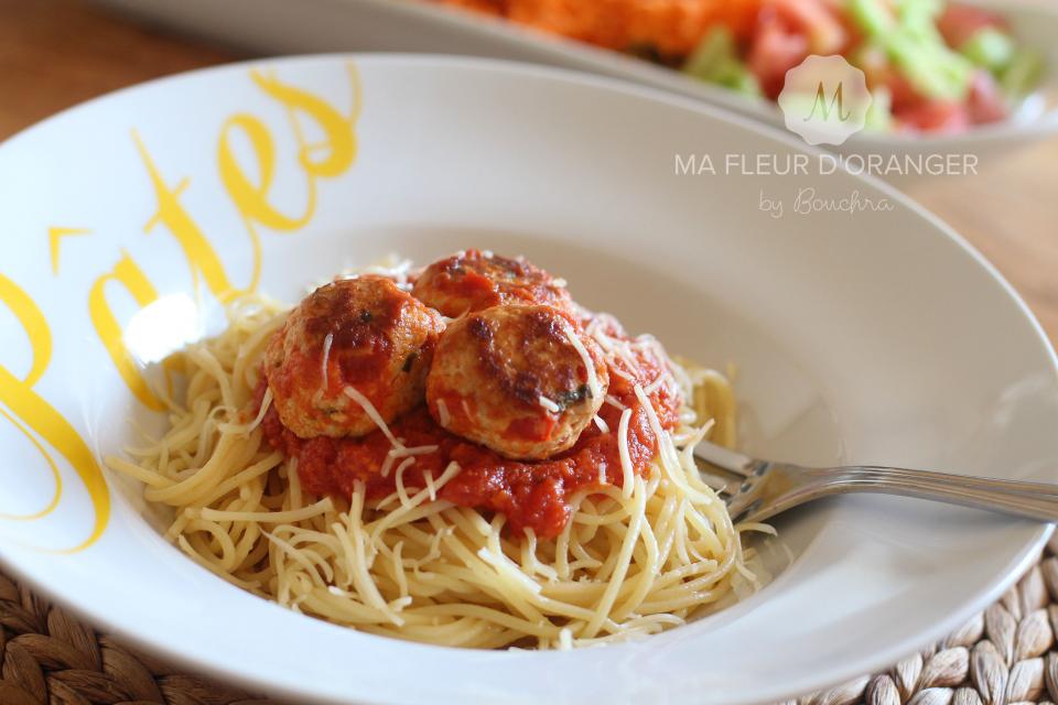 spaghetti aux boulettes de poulet.jpeg-11