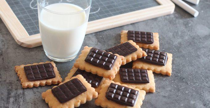 Biscuits façon petits écoliers