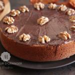 Pumpkin cake : Gâteau à la citrouille