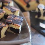 gâteau moelleux à la vanille et au chocolat