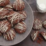 Gâteaux très fondants au chocolat et amandes