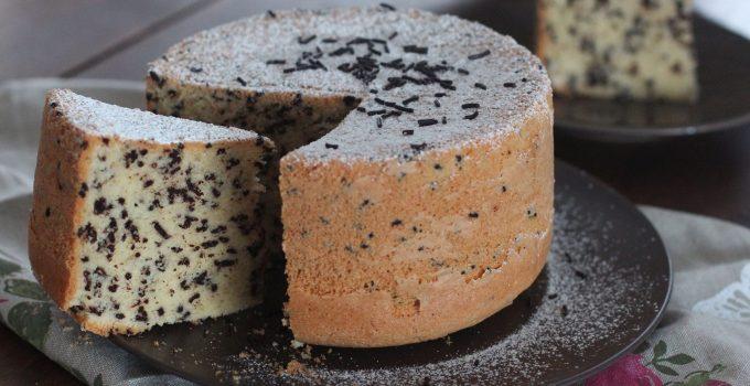 Gâteau moucheté au chocolat