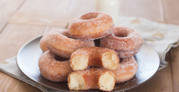 Donuts moelleux !