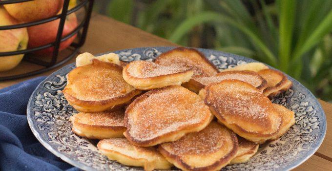 Mini beignets aux pommes