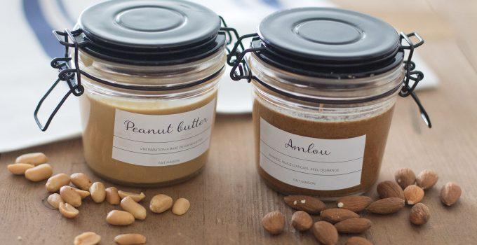 Recette Amlou et beurre de cacahuète