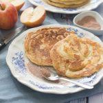 Pancakes au pommes