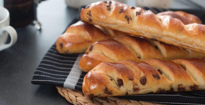 Baguettes viennoises comme chez le boulanger !