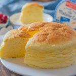Cheesecake japonais facile !